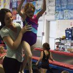 Hannah gymnastics