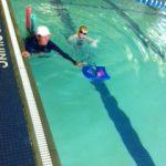 Swimming Landon