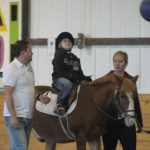 Ethan Hippotherapy