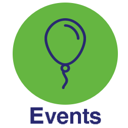 Conference Events Button