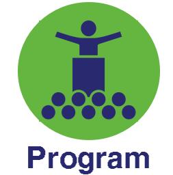 Program Information Button