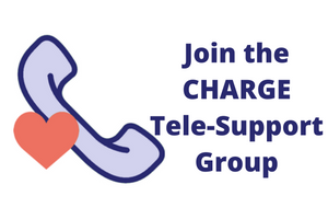 Join the CHARGE Tele-Support Group