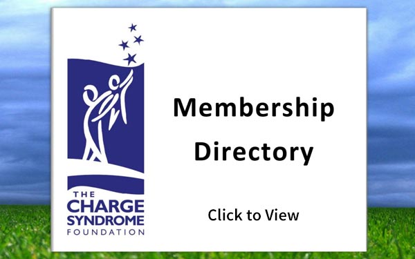 Charge Syndrome Membership Directory