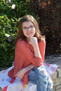 Aubrey Williams Senior Picture