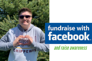 Fundraise with Facebook