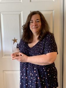 Stars-In-CHARGE Recipient 2021 - Joanne Lent