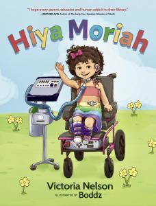 Hiya Moriah logo