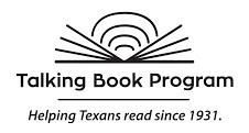 Talking Book logo - horizontal